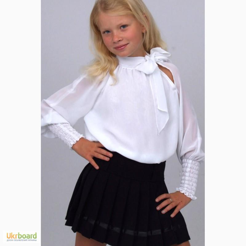 Купить Красивые Блузки Для Девочек