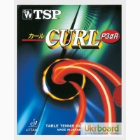 Накладка для тенісної ракетки TSP Curl P-3aR