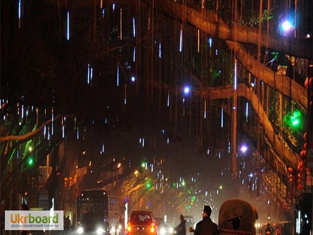 Фото 3. Гирлянда Сосулька, украшение для дерева