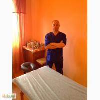 Глубокий массаж всего тела, шведский массаж, массаж при болях в спине