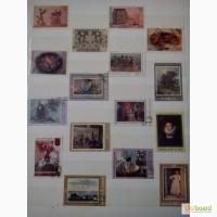 Почтовые марки 64-88 г.г