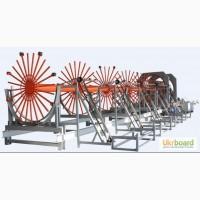 Линия для изготовления цилиндрических каркасов TJK HL15/20/25 E