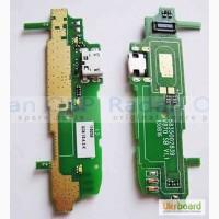 Продам плату антенны с разъемом USB и компонентами для FLY IQ4404, KI150SMTBBZJ (оригинал)