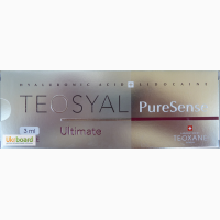 Инъекционный имплантант Teosyal Ultimate PureSense