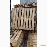 Поддоны деревянные 1.1*1.2м