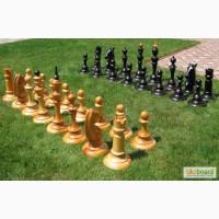 Уличные шахматы деревянные предлагаю