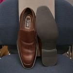 Чоловічі туфлі Stacy Adams. Нові. Натуральна шкіра р. 43, 5-44 10, 5