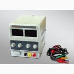 Источник питания 1502DD+ 2 Ампер Блок питания цифровой с кабелем и крокодильчиками