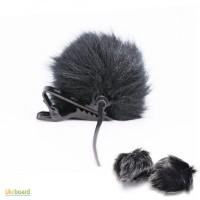 Ветрозащита меховая для петличного микрофона
