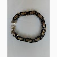 Мужской солидный браслет