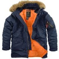 Куртка Аляска N-3B Slim Fit Parka Alpha Industries (США) купить в Украине
