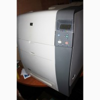Пройессиональный ЦВЕТНОЙ ЛАЗЕРНЫЙ принтер HP COLOR LaserJet 4700 - Недорого
