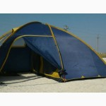 Продам немецкую 5 местную палатку High Peak Yucatan 5