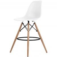 Высокий барный стул Paris BST Wood H (Пэрис Вуд)