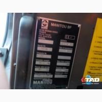Телескопический погрузчик Manitou MRT1850 (2003 г)