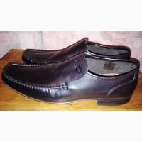 Кожаные туфли Icon, 44р