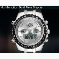 Часы в военном стиле BINZI Цифровые спортивные Водонепроницаемые противоударные