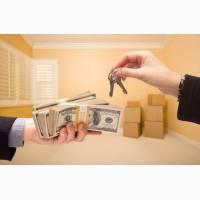 Деньги в долг под залог недвижимости от частного инвестора. Киев