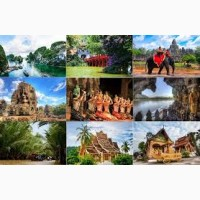 Туры в Африку, Азии, Северную и Южную Америку