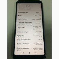 Продам Xiaomi Redmi Note 5 3/32GB Black
