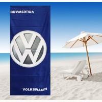 Пляжное полотенце Фольскваген