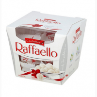 Коробка конфет от Ferrero Raffaello классическая 0, 150 грамм Германия Конфеты Ferrero