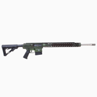 Карабин JP LRP-07, калибр 308Win (зеленый)