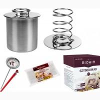 Ветчинница Browin с термометром и пакетами на 0, 8 кг(313008а)