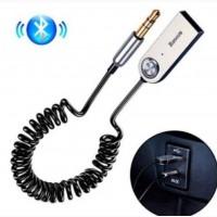 Ресивер приймач Baseus BA01 USB Wireless adapter cable Black Аудіо Bluetooth