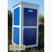 Виготовлення утеплених біотуалетів, туалетів