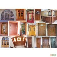 Двері вхідні дубові виготовляємо 10999грн