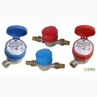 Водомер ETR, счетчик на воду ETR, водомер ,водосчетчик ETR, Ду15-20