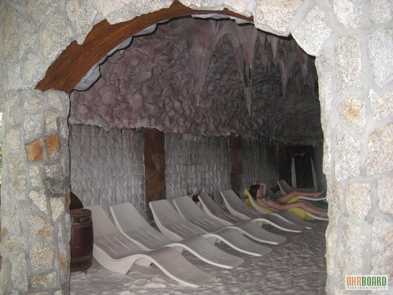 Соляная пещера для домашних условиях