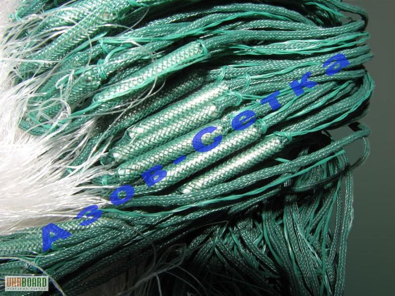 китайские и финские сети для рыбалки