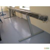 Бревно гимнастическое для школ, садиков производим