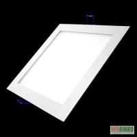Ультратонкий светодиодный светильник DL-10