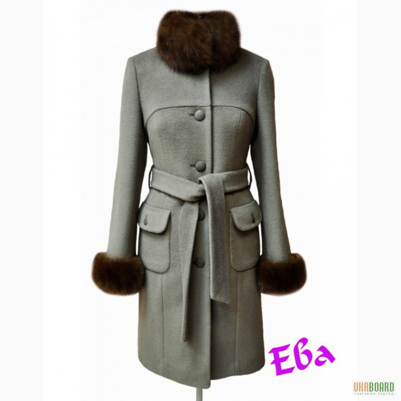Шьем зимнее пальто