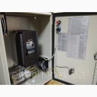 Автоматизация водоснабжения с преобразователями частоты Hitachi