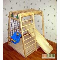 Детский спортивно-игровой комплекс Малыш