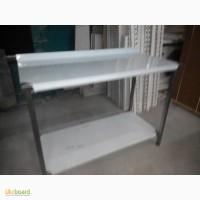 Столы и мойки из нержавеющей стали различных размеров и др