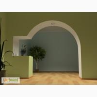 Дверной проём в стене