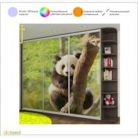 Шкаф-купе для детской комнаты от Дизайн-Стелла