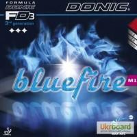 Продам накладку Donic Bluefire M1