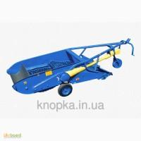Картофелекопатель 2-рядный ROLMET Z-609/02 (Польша)