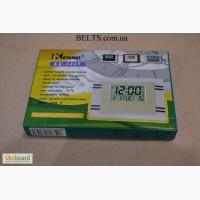 Стильные электронные часы с датчиком температуры КК-6869