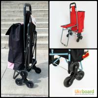 Дорожная сумка на колесах, со стулом - сумка тележка