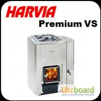 Дровяная печь каменка Harvia Premium VS