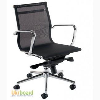Кресло Невада Среднее (Nevada Medium) сетка для руководителей офиса купить Киев