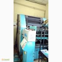 Печатная листовая одноцветная машина, В2, Roland 200