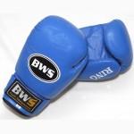 Перчатки бокс BWS RING (10унц.) кожа